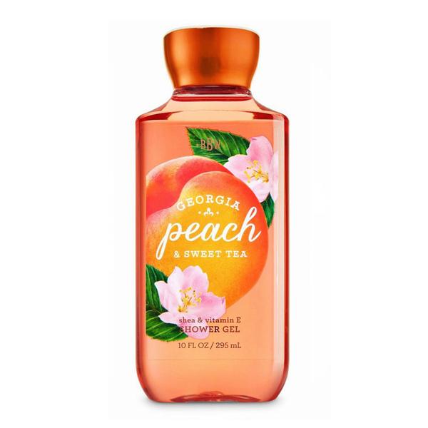 Sữa tắm Georgia Peach & Sweet Tea - Bath & Body Works 295ml