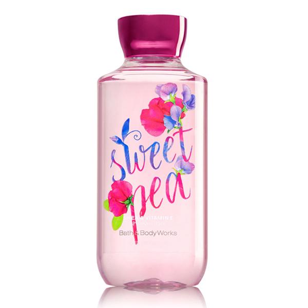 Sữa tắm Sweet Pea - Bath and Body Works 295ml