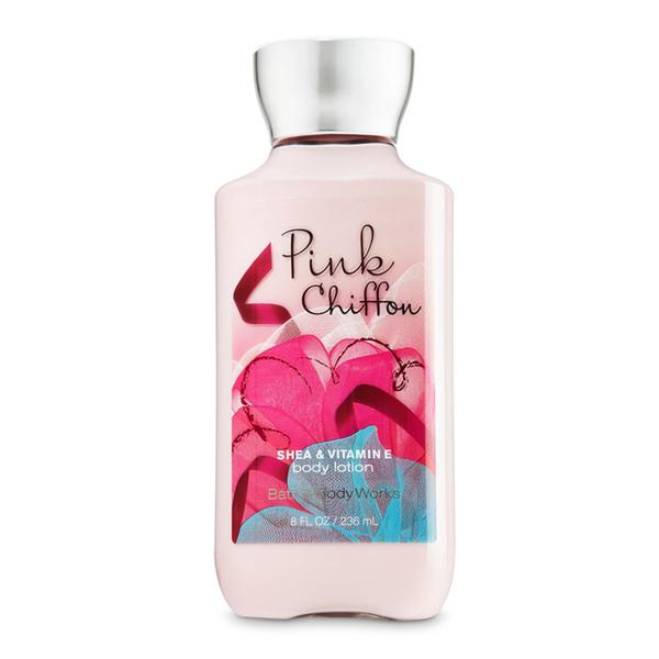 Sữa dưỡng thể Pink Chiffon - Bath and Body Works 236ml