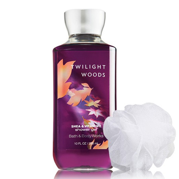 Sữa tắm Twilight Woods - Bath and Body Works 295ml