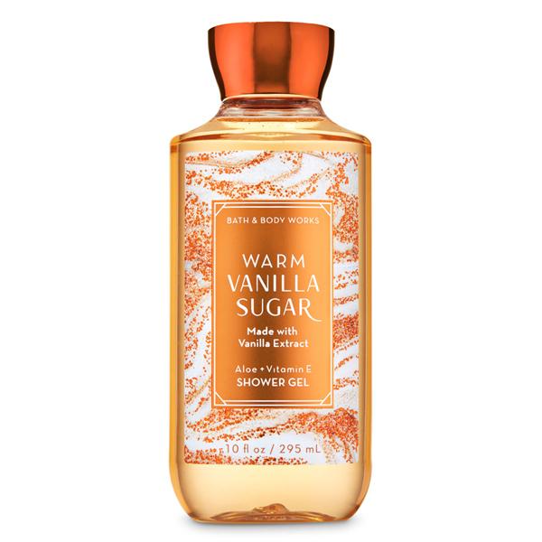 Sữa tắm Warm Vanilla Sugar - Bath and Body Works 295ml