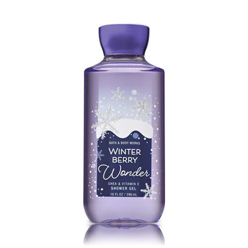 Sữa tắm Winter Berry Wonder - Bath and Body Works