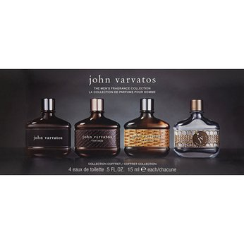 Bộ quà tặng nước hoa nam John Varvatos Collection Coffret 15ml-Set of 4