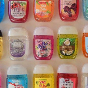 Gel rửa tay khô mini dưỡng ẩm diệt khuẩn Bath and Body Works