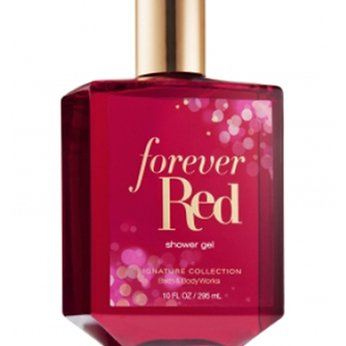 Sữa Tắm dạng gel Forever Red - Bath & Body Works 295ml