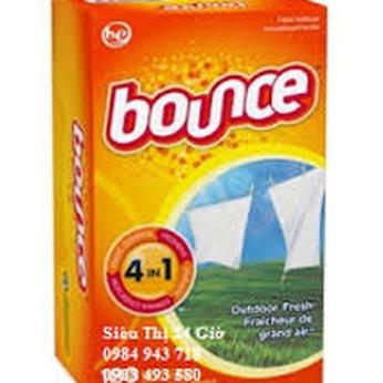 Giấy Thơm Quần Áo Bounce 4 In 1 260 Tờ