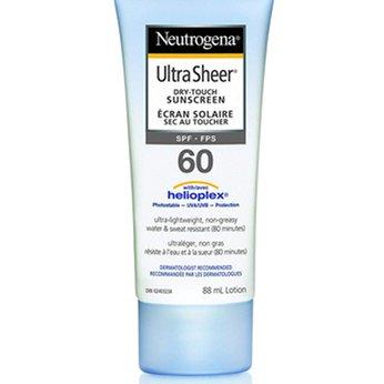 Kem chống nắng Neutrogena Ultra Sheer Dry-SPF 60