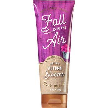 Kem dưỡng thể Bright Autumn Blooms body cream- Bath & Body Works 226g