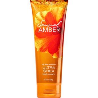 Kem dưỡng thể Sensual Amber - bath and body works 226g
