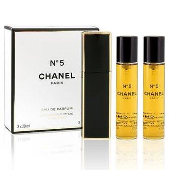 Nước hoa nữ Chanel No.5  EDP 3x20ml