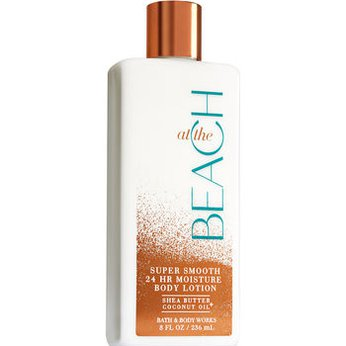 Sữa Dưỡng Thể giữ ẩm cao Body Lotion At The Beach- Bath and Body Works 236ml