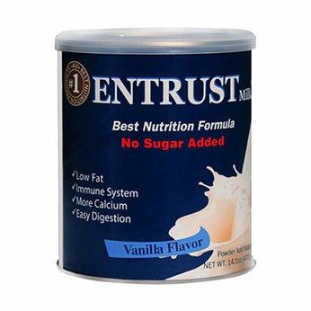 Sữa Entrust dành cho người tiểu đường