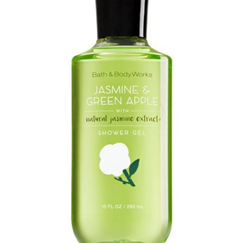 Sữa tắm tinh dầu Jasmine & Green Apple-Bath and Body Works 295ml