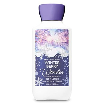 Dưỡng thể Winter Berry Wonderlotion - Bath and Body Works