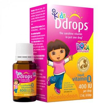 Vitamin D3 cho bé - Kids D s (60 giọt)