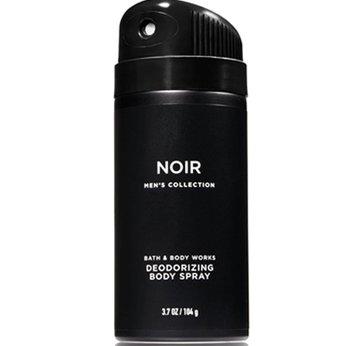 Xịt khử mùi toàn thân nam Noir -Bath & Body Works 104g