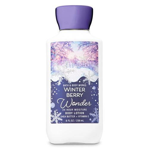 Dưỡng thể Winter Berry Wonder