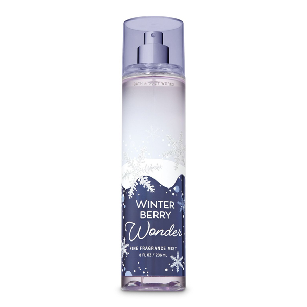 Xịt thơm toàn thân Winter Berry Wonder