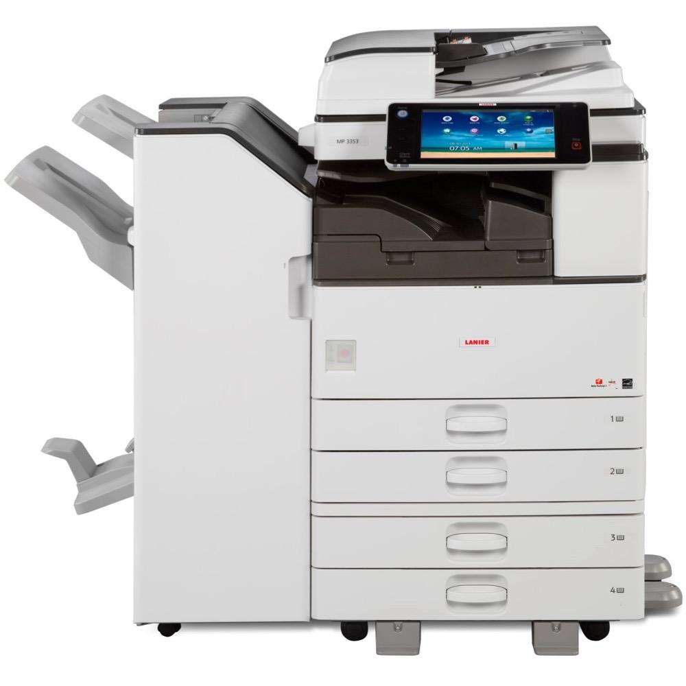 Máy photocopy Ricoh MP 3053 SP