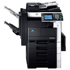 Máy photocopy Konica Bizhub  287