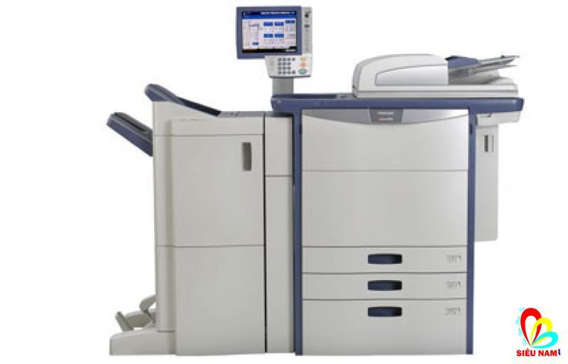 Mày photocopy màu Toshiba C 6560