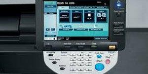 In, scan qua điên thoại dành riêng cho Máy photocopy Ricoh