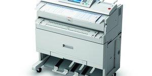 Máy photocopy A0 Ricoh Aficio 240W tiêu chuẩn chất lượng mới