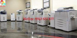 Tư vấn mua máy photocopy mới, không lo bị hớ