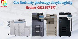 Bí quyết đi thuê máy photocopy Ricoh.