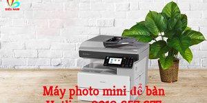 Sự tiện dụng của máy photo mini để bàn trong văn phòng nhỏ