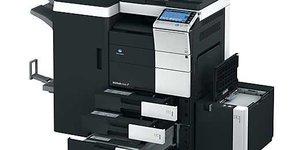 Các dòng máy photocopy màu Konica Minolta phổ biến nhất hiện nay