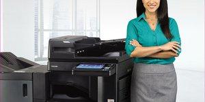 Bền vững cùng máy photocopy Toshiba 4508A