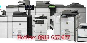 """Nên mua máy photocopy ở đâu để tránh tình trạng """"tiền mất tật mang"""""""