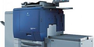 Thế giới máy in màu công nghiệp Konica Minolta