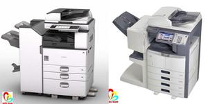 Máy photocopy Ricoh 2352 cho văn phòng lộng lẫy