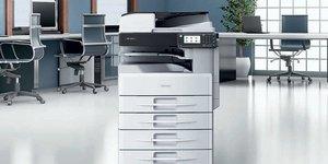 Sang trọng hơn với máy photocopy Ricoh Aficio MP 2501sp