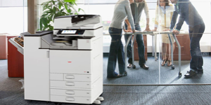Lý do nên sử dụng máy photocopy ricoh công nghiệp