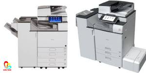 Ưu điểm nổi bật của các dòng máy photocopy Ricoh mới