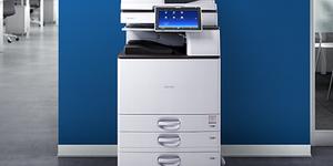 Công nghiệp hóa với máy photocopy Ricoh MP 6055sp