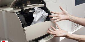Tìm hiểu nguyên nhân khiến  máy photocopy ricoh bị nhăn giấy.