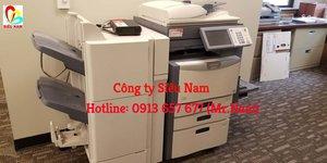 Lựa chọn máy photocopy Toshiba giá rẻ đảm bảo chất lượng