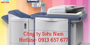Máy photocopy màu Toshiba 6550C cùng những trải nghiệm in ấn tuyệt vời