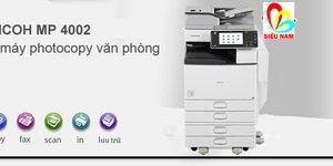 Bạn biết gì về máy photocopy Ricoh 4002