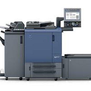 Máy in công nghiệp Konica Minolta C6501