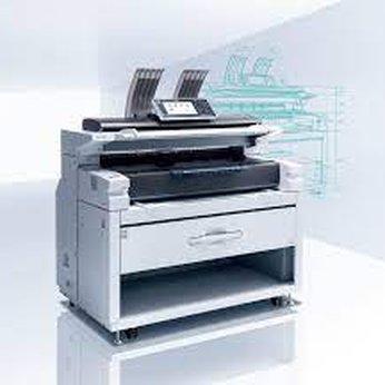 Máy photocopy A0 Ricoh W 6700 SP