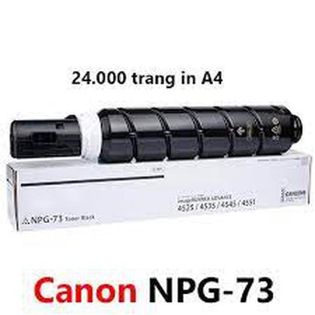 Mực máy photocopy Canon NPG-73