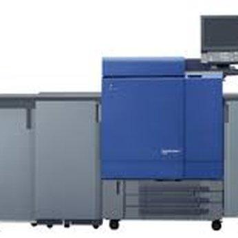 Máy in công nghiệp Konica Minolta C8000