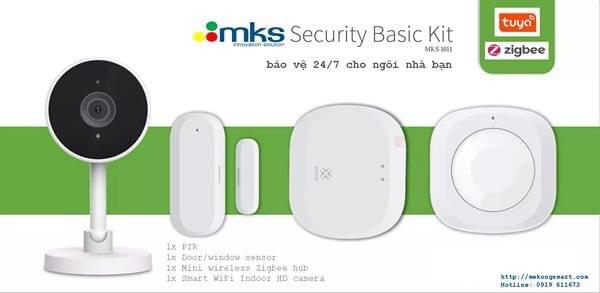 Bộ chống trộm thông minh MKS