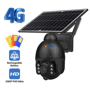 Camera năng lượng mặt trời 4G MKS (Tặng kèm SIM 4G vinaphone & Thẻ nhớ 64G)