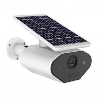 Camera năng lượng mặt trời thông minh MKS CRM01